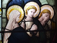 Mary, John and Mary Magdalene