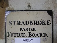 parish notice board