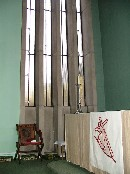 chancel windows