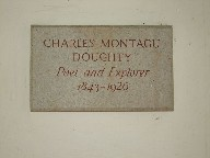 Charles Montagu Doughty