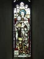 a Cobbold as St Edmund