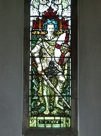 a Cobbold as St George