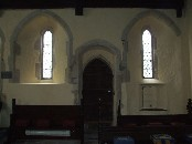 chancel south side