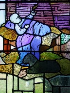 infant Christ by Paul Quail