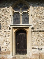 priest doorway