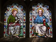 St Mark and St Luke