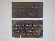 the names of the Washbrook men