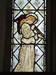 William Morris angel