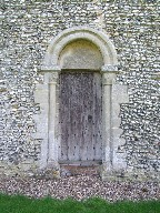 north doorway