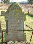 William Kent died 1911 aged 92, first wife Martha 1871, second wife Charlotte 1888.